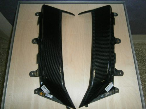 ORNAMENTI RADIATORE CARBONIO AVENTADOR (3)