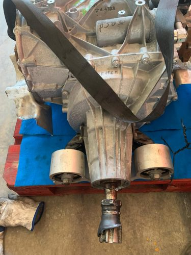 GEARBOX COMPLETE F812 SUPERFAST (2)
